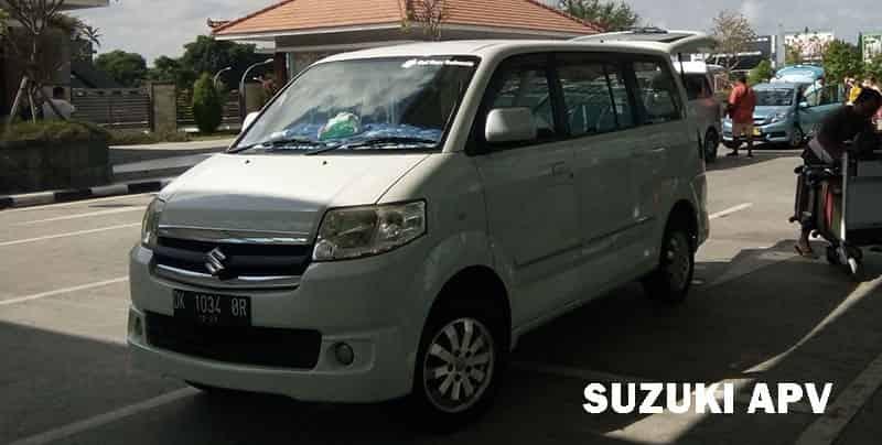 MPV car rental Bali